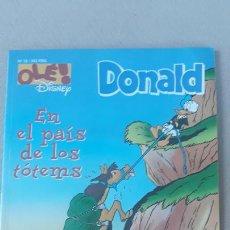 Cómics: OLÉ DISNEY EDICIONES B Nº 18 PATO DONALD DE CARL BARKS. Lote 225815885