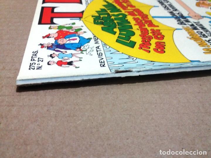 Cómics: TBO Nº 27 / EN ABRIL LLUVIAS MIL... - Foto 2 - 226233431