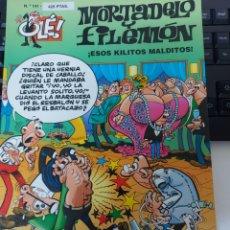 Comics: OLÉ MORTADELO 141 ESOS KILITOS MALDITOS PRIMERA EDICION. Lote 226262330