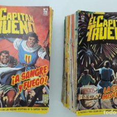 Cómics: CAPITAN TRUENO EDICIÓN HISTORICA, EDICIONES B, PRIMERA EDICIÓN 1987-1989 (COMPLETA, 148 EJEMPLARES). Lote 226288500