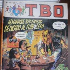 Cómics: TBO Nº 101. Lote 226309255