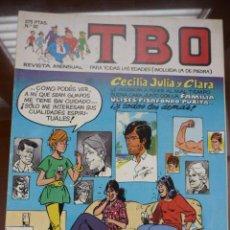 Cómics: TBO Nº 52. Lote 226309750