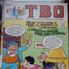 Cómics: TBO Nº 60. Lote 226310050