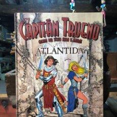 Cómics: EL CAPITÁN TRUENO: ATLÁNTIDA - ATLÁNTIDA - 1A EDICIÓN - EDICIONES B. Lote 226366665
