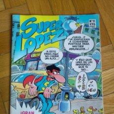 Cómics: SUPER LÓPEZ Nº 11 - REVISTA - D4 - MUY BUEN ESTADO. Lote 226462475