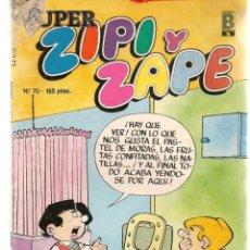 Comics: ZIPI ZAPE. SUPER Nº 70. EDICIONES B. 1990. ( C/A5). Lote 226573581