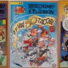 Fumetti: LOTE OLÉ MORTADELO Y FILEMÓN. NÚMEROS 174, 179 Y 180. Lote 227059690