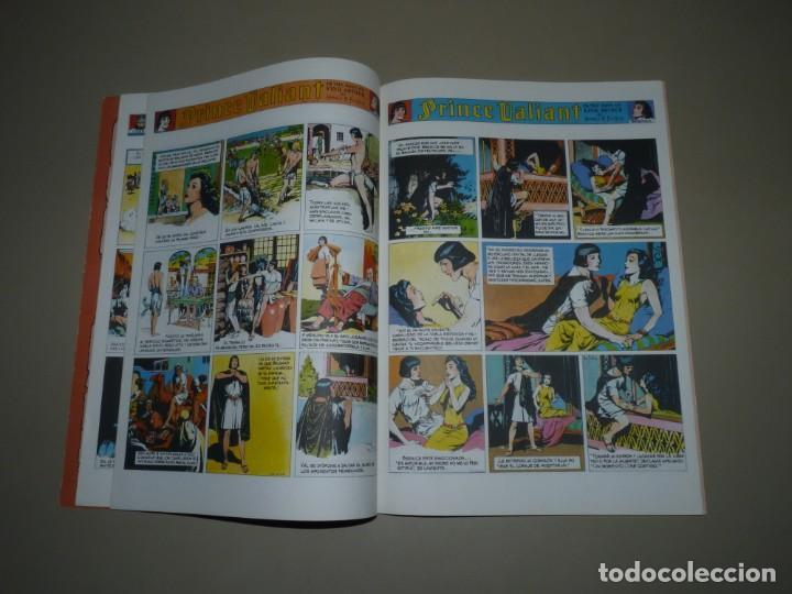 """Cómics: El principe valiente N 8"""" ,Tebeos S.A,dibujo y guion; Harold R Foster, encuadernación en rústica. - Foto 4 - 227133115"""