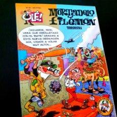 Cómics: EXCELENTE ESTADO 2° SEGUNDA EDICION MORTADELO Y FILEMON 92 EDICIONES B OLE. Lote 227811570