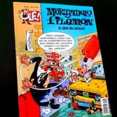 Cómics: EXCELENTE ESTADO 2° SEGUNDA EDICION MORTADELO Y FILEMON 95 EDICIONES B OLE. Lote 227811775