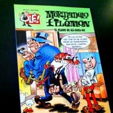 Cómics: EXCELENTE ESTADO 2° SEGUNDA EDICION MORTADELO Y FILEMON 101 EDICIONES B OLE. Lote 227813325