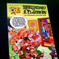 Cómics: EXCELENTE ESTADO 1° PRIMERA EDICION MORTADELO Y FILEMON 157 EDICIONES B OLE. Lote 227817295