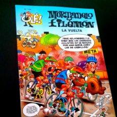 Cómics: EXCELENTE ESTADO 1° PRIMERA EDICION MORTADELO Y FILEMON 154 EDICIONES B OLE. Lote 227817761