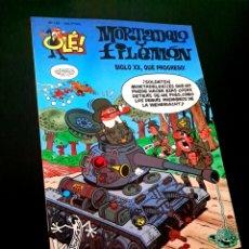 Cómics: EXCELENTE ESTADO 1° PRIMERA EDICION MORTADELO Y FILEMON 152 EDICIONES B OLE. Lote 227818025