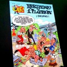 Cómics: EXCELENTE ESTADO 1° SEGUNDA PRIMERA EDICION MORTADELO Y FILEMON 160 EDICIONES B OLE. Lote 227819640