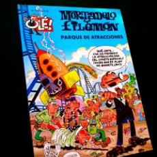 Fumetti: EXCELENTE ESTADO 1° PRIMERA EDICION MORTADELO Y FILEMON 166 EDICIONES B OLE. Lote 227975760