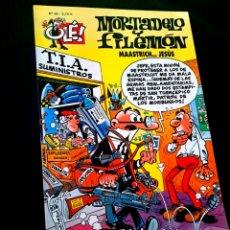 Cómics: EXCELENTE ESTADO 4° CUARTA EDICION MORTADELO Y FILEMON 50 EDICIONES B OLE. Lote 227977065