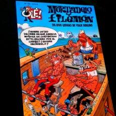 Cómics: EXCELENTE ESTADO 2° SEGUNDA EDICION MORTADELO Y FILEMON 56 EDICIONES B OLE. Lote 227977655