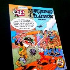Cómics: EXCELENTE ESTADO 2° SEGUNDA EDICION MORTADELO Y FILEMON 92 EDICIONES B OLE. Lote 227982653