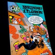 Cómics: CASI EXCELENTE ESTADO 3° TERCERA EDICION MORTADELO Y FILEMON 70 EDICIONES B OLE. Lote 227983535