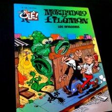 Cómics: CASI EXCELENTE ESTADO 3° TERCERA EDICION MORTADELO Y FILEMON 69 EDICIONES B OLE. Lote 227984160