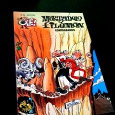 Cómics: CASI EXCELENTE ESTADO 3° TERCERA EDICION MORTADELO Y FILEMON 58 EDICIONES B OLE. Lote 227984300