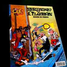 Cómics: CASI EXCELENTE ESTADO 3° TERCERA EDICION MORTADELO Y FILEMON 51 EDICIONES B OLE. Lote 227984750