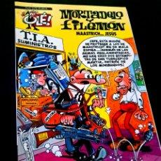 Cómics: CASI EXCELENTE ESTADO 3° TERCERA EDICION MORTADELO Y FILEMON MAASTRICH JESUS EDICIONES B OLE. Lote 227984935