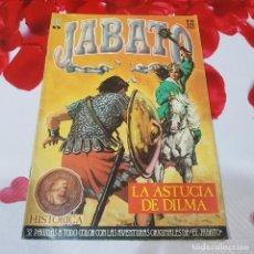 Cómics: JABATO-EDICION COLECCIONABLE N°10. Lote 228015426