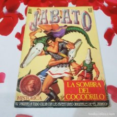 Cómics: JABATO-EDICION COLECCIONABLE N°17. Lote 228015565