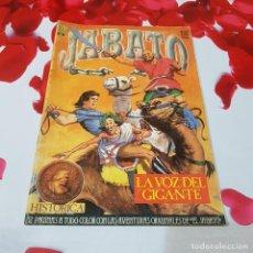 Cómics: JABATO-EDICION COLECCIONABLE N°22. Lote 228016220