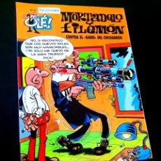 Cómics: CASI EXCELENTE ESTADO 2° EDICION MORTADELO Y FILEMON 97 EDICIONES B OLE. Lote 228099650