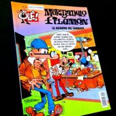 Cómics: CASI EXCELENTE ESTADO 2° EDICION MORTADELO Y FILEMON 96 EDICIONES B OLE. Lote 228099840