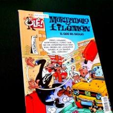 Cómics: CASI EXCELENTE ESTADO 2° EDICION MORTADELO Y FILEMON 95 EDICIONES B OLE. Lote 228100145