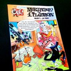 Cómics: CASI EXCELENTE ESTADO 2° EDICION MORTADELO Y FILEMON 94 EDICIONES B OLE. Lote 228100495