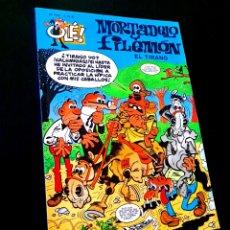 Cómics: CASI EXCELENTE ESTADO 2° EDICION MORTADELO Y FILEMON 148 EDICIONES B OLE. Lote 228100730