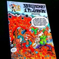 Cómics: CASI EXCELENTE ESTADO 3° TERCERA EDICION MORTADELO Y FILEMON 130 EDICIONES B OLE. Lote 228102220