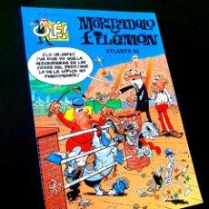 Cómics: CASI EXCELENTE ESTADO 2° SEGUNDA EDICION MORTADELO Y FILEMON 132 EDICIONES B OLE. Lote 228102845