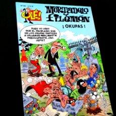 Cómics: CASI EXCELENTE ESTADO 2° EDICION MORTADELO Y FILEMON 160 EDICIONES B OLE. Lote 228104485