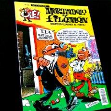 Cómics: CASI EXCELENTE ESTADO 3° EDICION MORTADELO Y FILEMON 30 EDICIONES B OLE. Lote 228104980