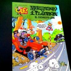 Fumetti: CASI EXCELENTE ESTADO 3° TERCERA EDICION MORTADELO Y FILEMON 21 EDICIONES B OLE COMIC. Lote 228108960