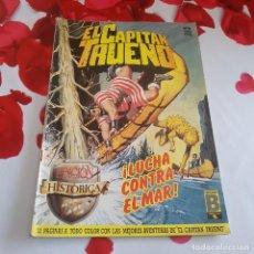 Cómics: EL CAPITAN TRUENO EDICION HISTORICA N°48. Lote 228120165