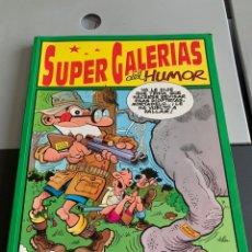 Cómics: SÚPER GALERÍAS DEL HUMOR. N 1. CON JUEGO CENTRAL. Lote 228151245