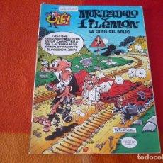 Cómics: MORTADELO Y FILEMON LA CRISIS DEL GOLFO ( IBAÑEZ ) OLE 49 EDICIONES B 1999. Lote 228397250