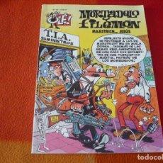 Cómics: MORTADELO Y FILEMON MAASTRICH... JESUS ( IBAÑEZ ) OLE 50 EDICIONES B 2007. Lote 228397395