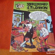 Cómics: MORTADELO Y FILEMON LOS DIAMANTES DE LA GRAN DUQUESA ( IBAÑEZ ) OLE 66 EDICIONES B 2007. Lote 228397580