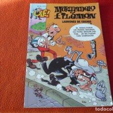Cómics: MORTADELO Y FILEMON LADRONES DE COCHES ( IBAÑEZ ) OLE 22 EDICIONES B 2005. Lote 228408020