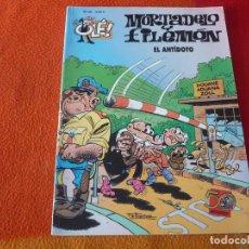 Cómics: MORTADELO Y FILEMON EL ANTIDOTO ( IBAÑEZ ) OLE 68 EDICIONES B 2007. Lote 228409360