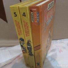 Cómics: LAS AVENTURAS DE MORTADELO Y FILEMON 4 , 5 + MEJORES HISTORIETAS 2. Lote 228466575