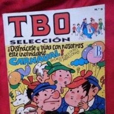Cómics: TBO - SELECCION 9. Lote 228607560